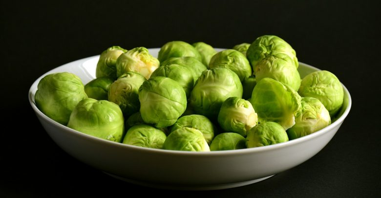 vegetable, side dish, Brussels sprouts, balsamic
